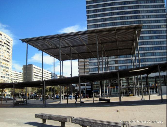 plaza-dels-paisos-catalans