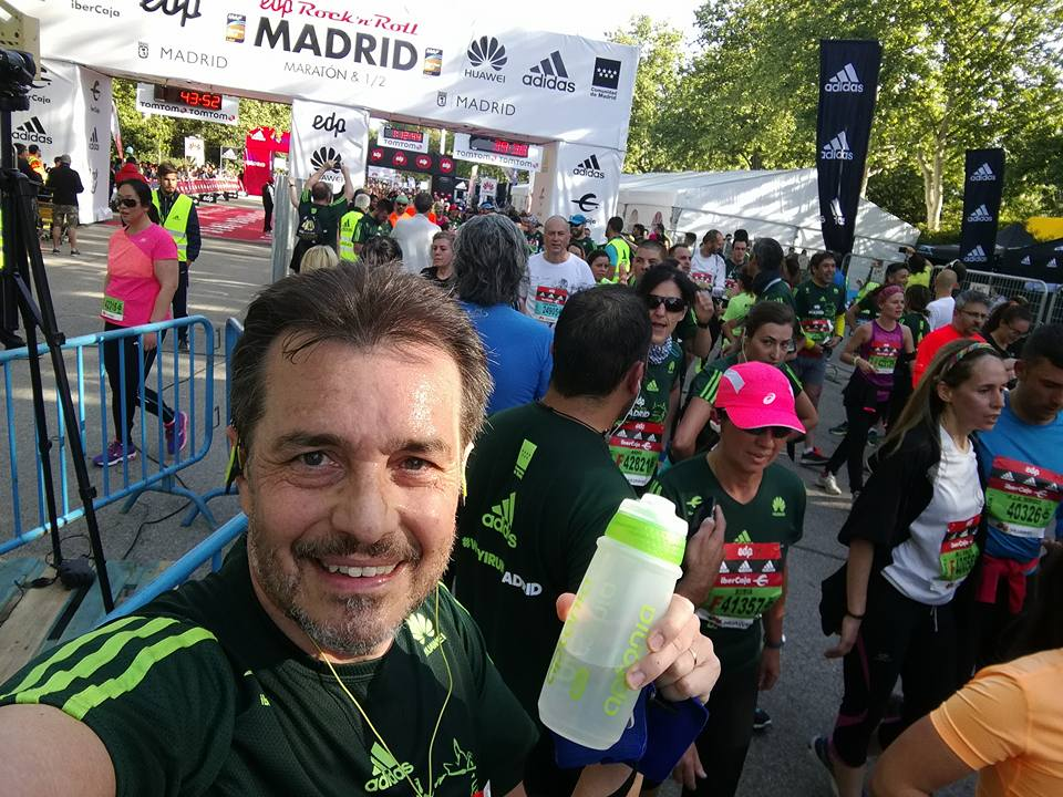 running madrid
